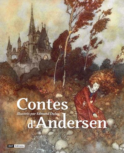 CONTES D'ANDERSEN ILLUSTRES PAR DULAC