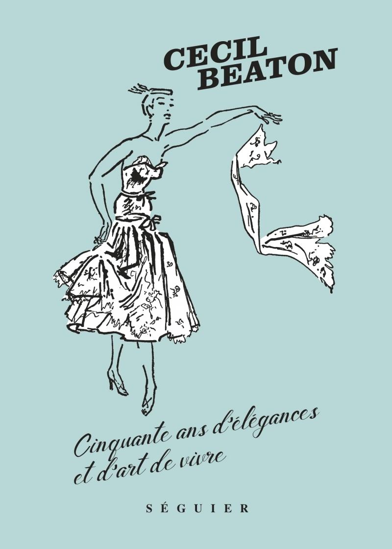CECIL BEATON, CINQUANTE ANS D'ELEGANCES ET D'ART DE VIVRE
