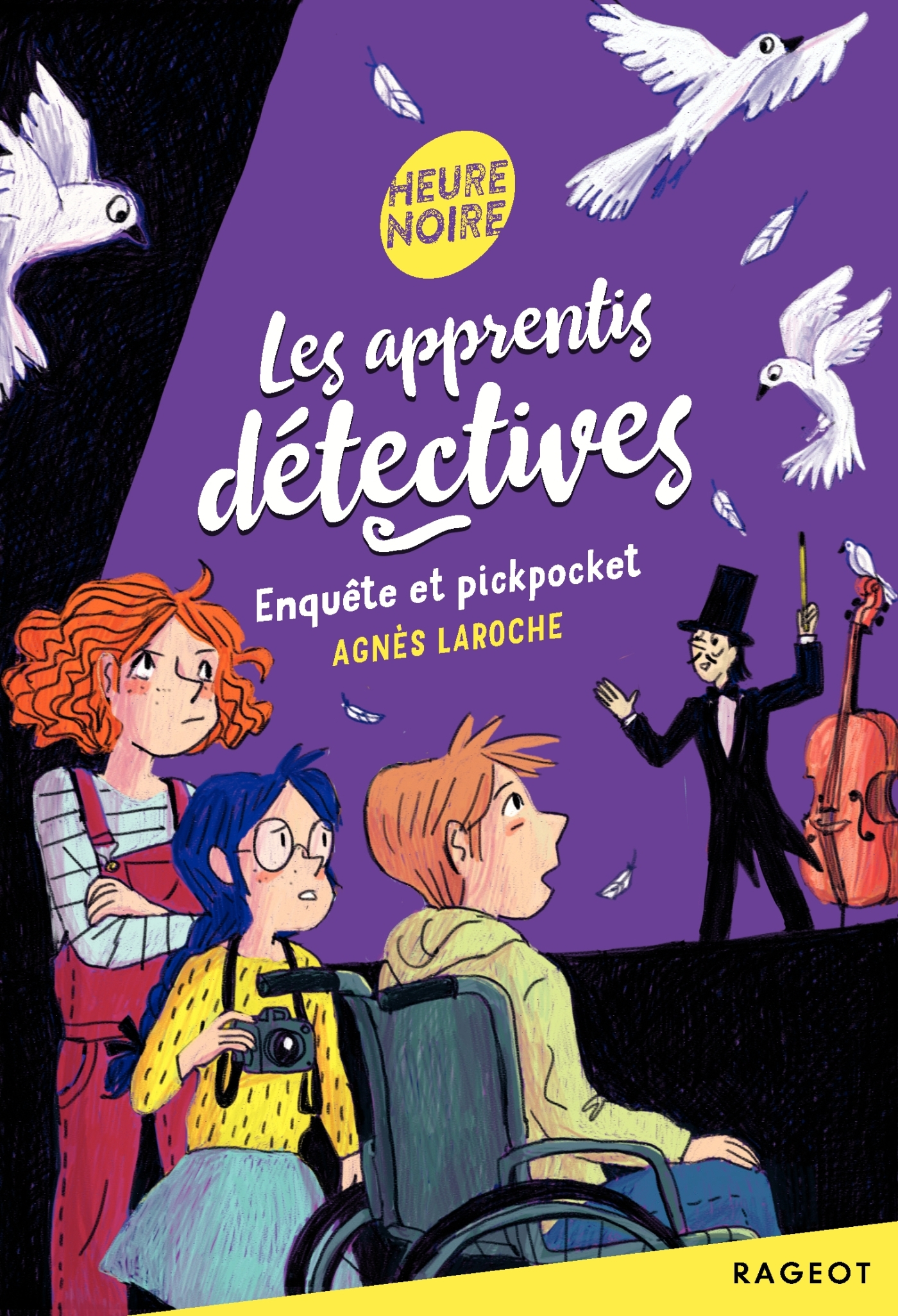 LES APPRENTIS DETECTIVES - ENQUETE ET PICKPOCKET