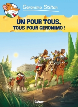 GERONIMO STILTON - TOME 15