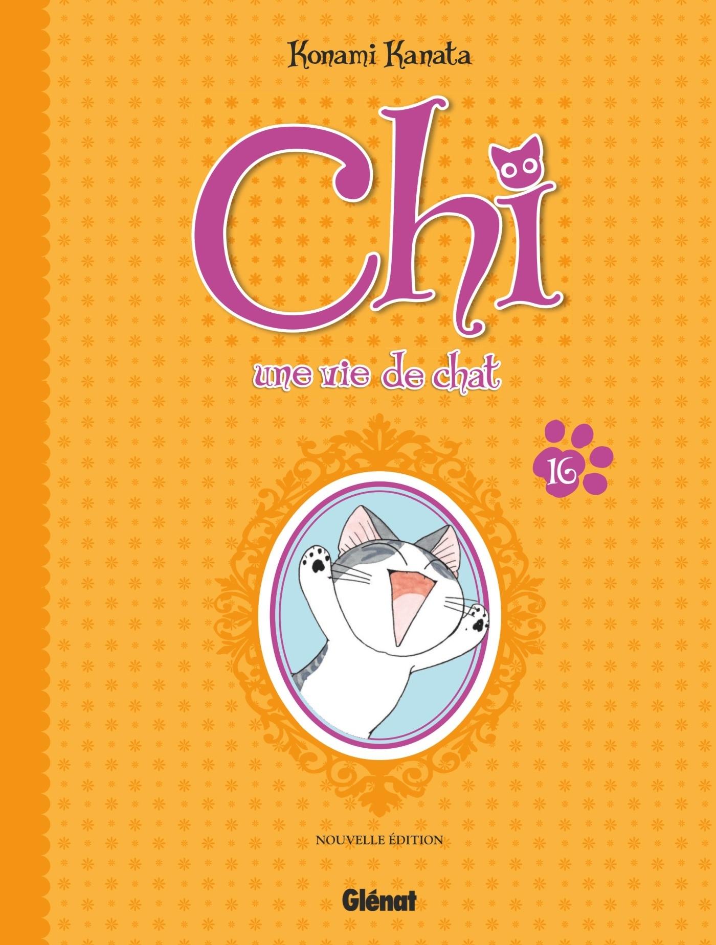 CHI - UNE VIE DE CHAT (GRAND FORMAT) - TOME 16