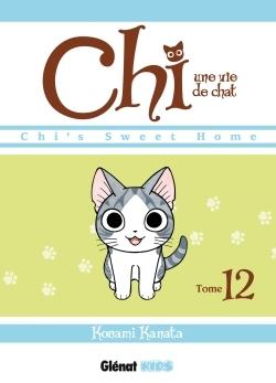 CHI - UNE VIE DE CHAT - TOME 12