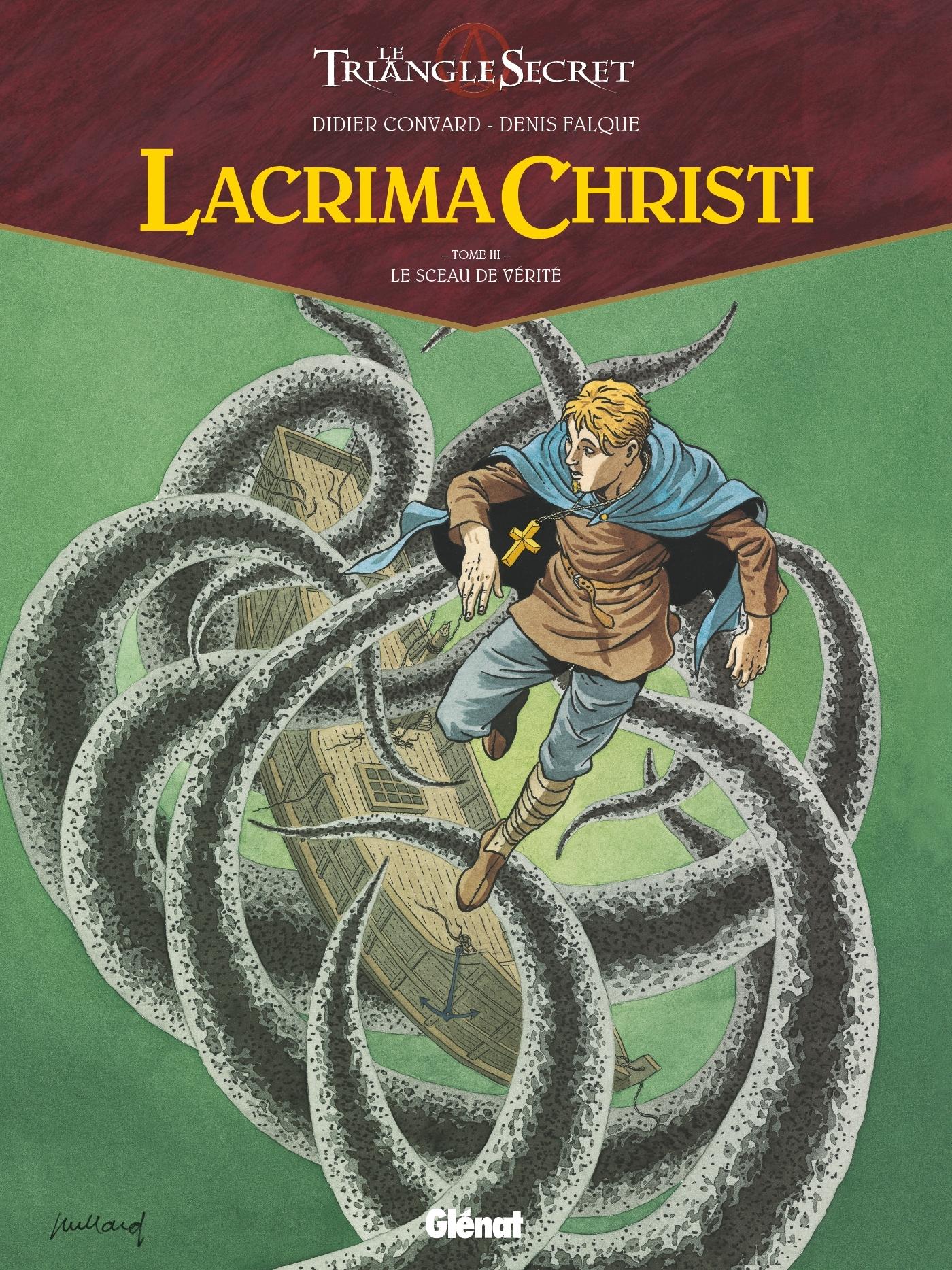 LACRIMA CHRISTI - TOME 03