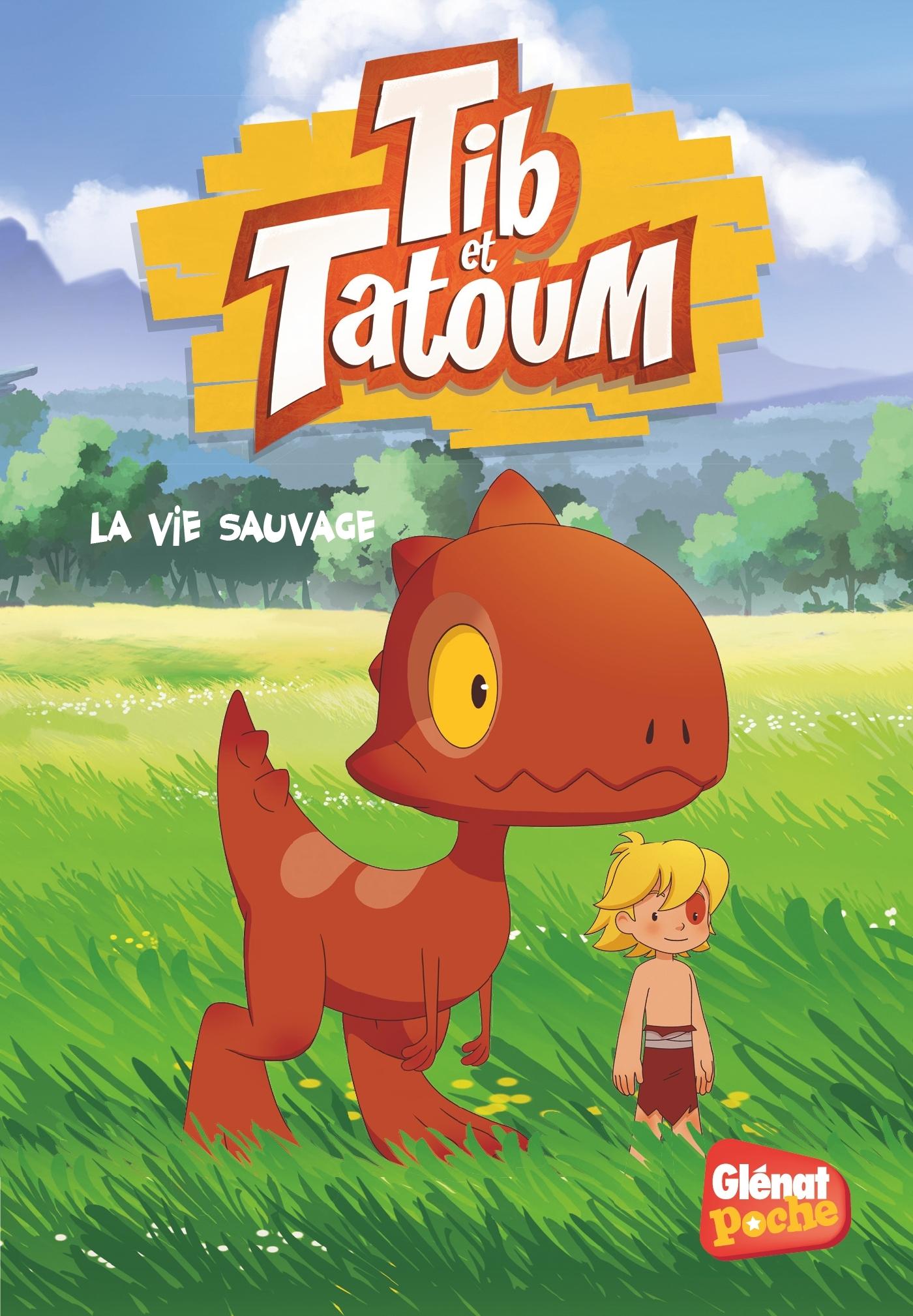 TIB ET TATOUM - POCHE - TOME 01