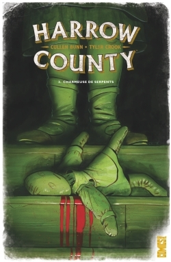 HARROW COUNTY - TOME 03