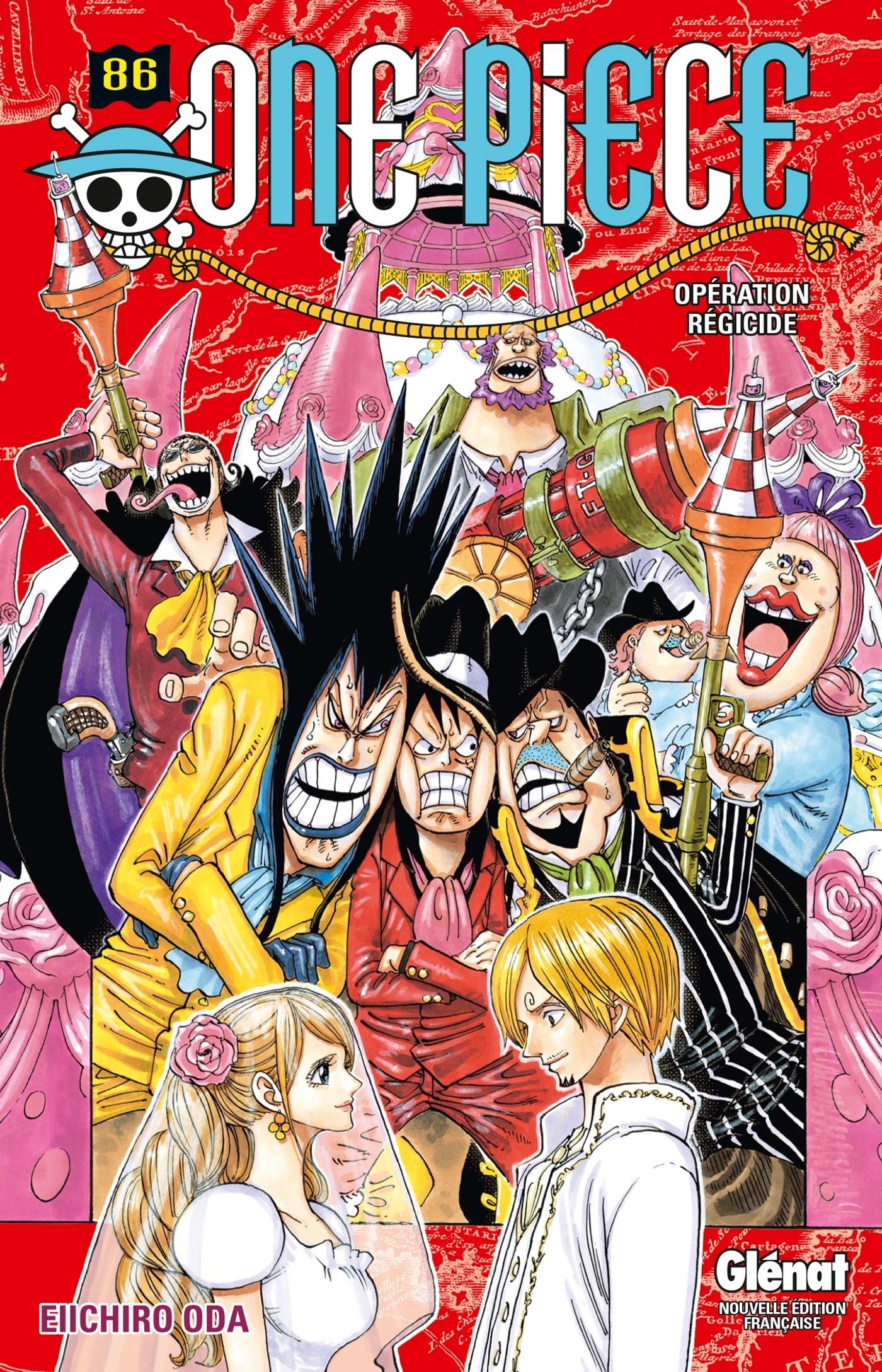 ONE PIECE - EDITION ORIGINALE - TOME 86