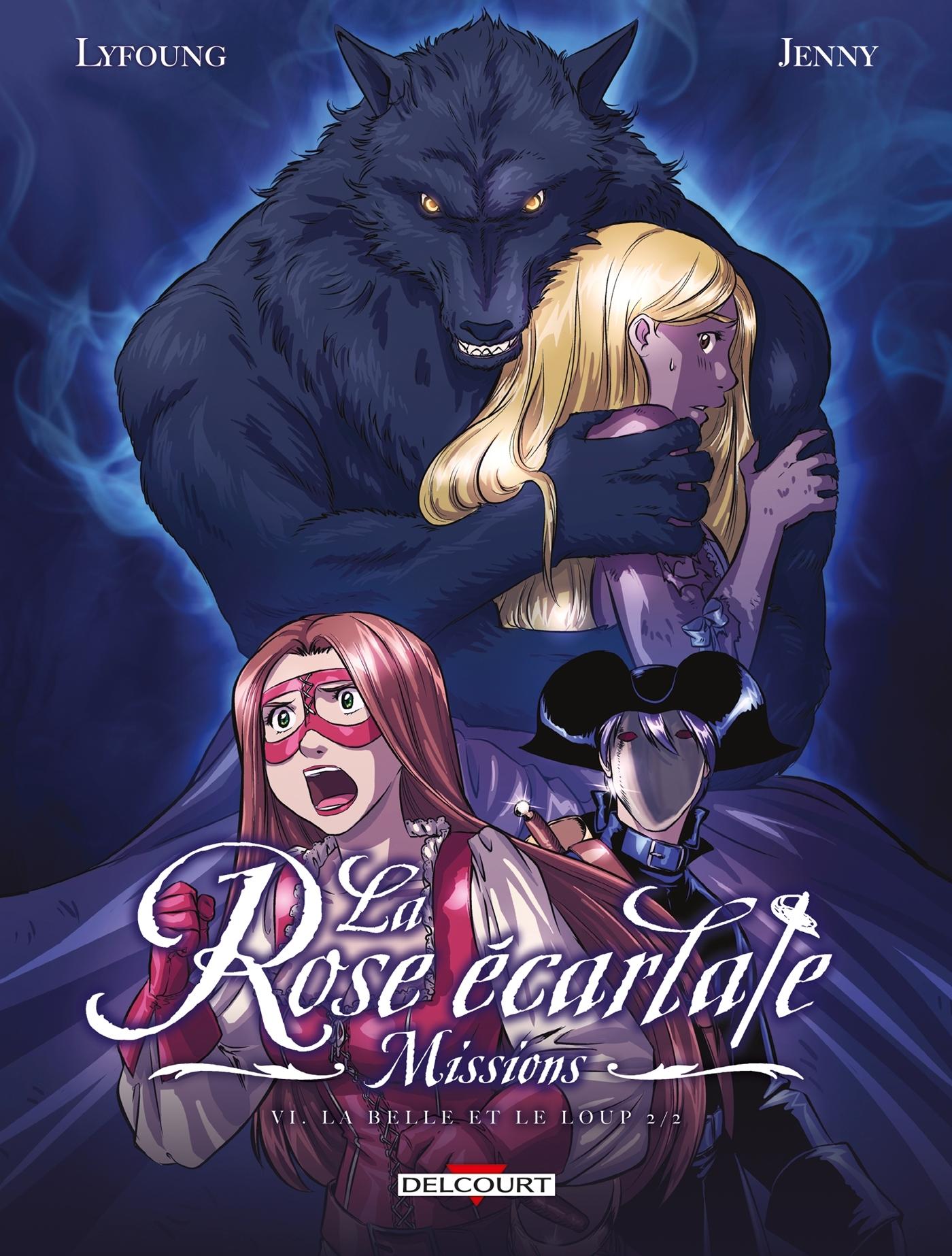 ROSE ECARLATE - MISSIONS 06
