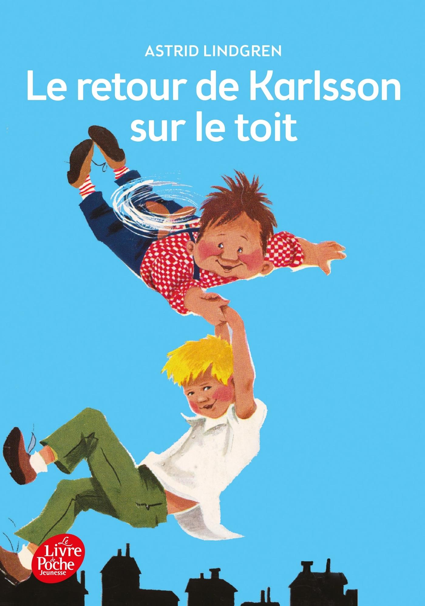 KARLSSON - TOME 2 - LE RETOUR DE KARLSSON
