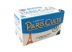 LA BOITE A QUIZ PARIS CULTE AVEC LE PARISIEN
