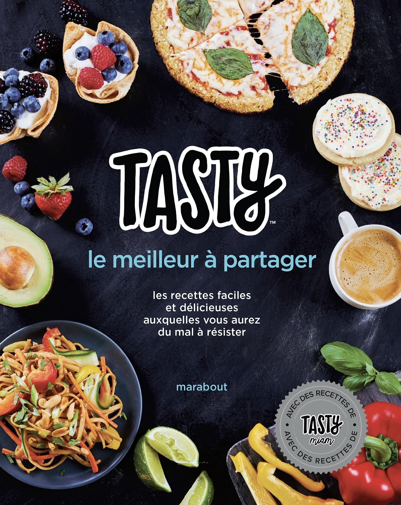 TASTY LE MEILLEUR A PARTAGER