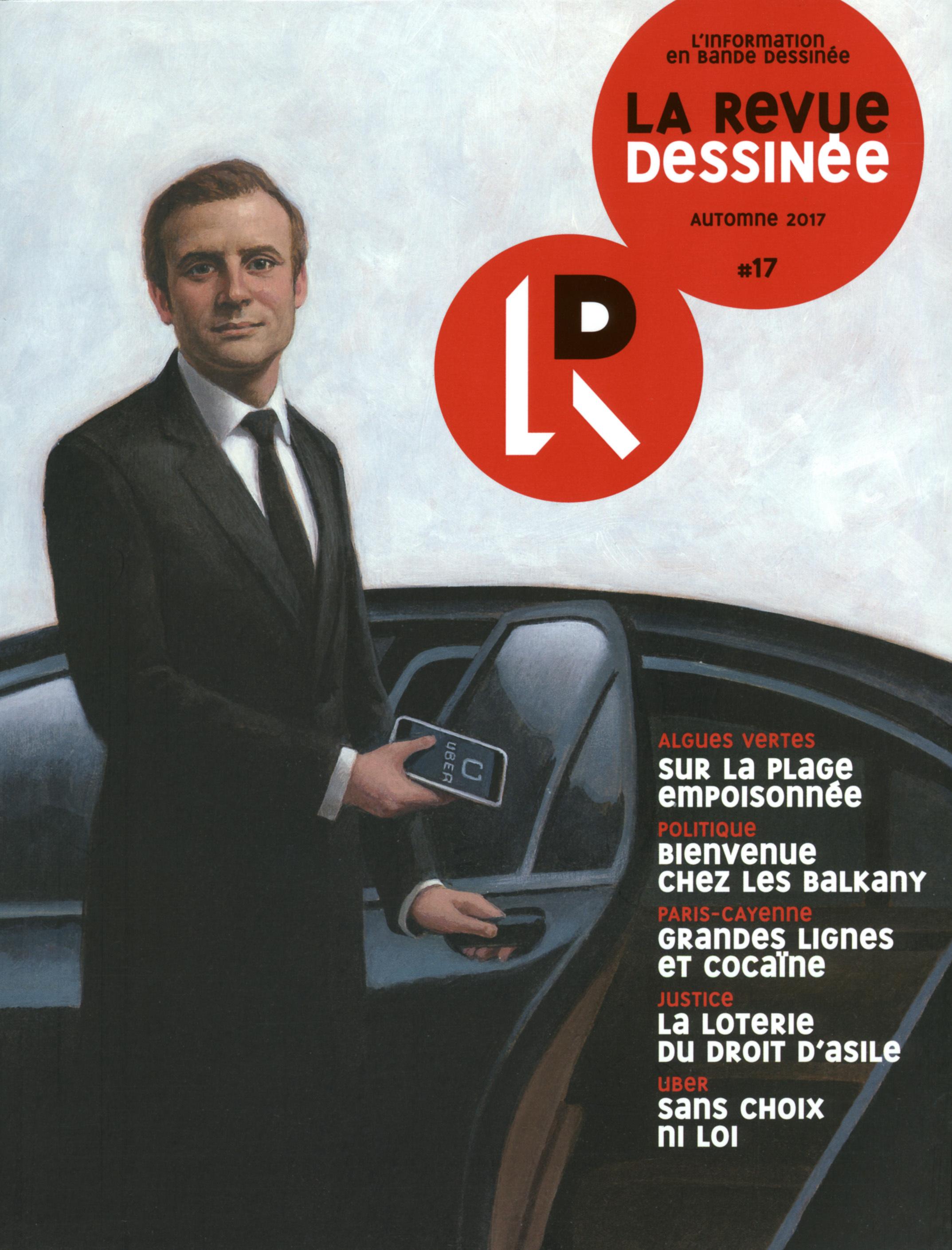 LA REVUE DESSINEE N 17