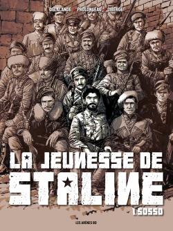 LA JEUNESSE DE STALINE TOME 1 SOSSO