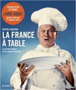 LA FRANCE A TABLE