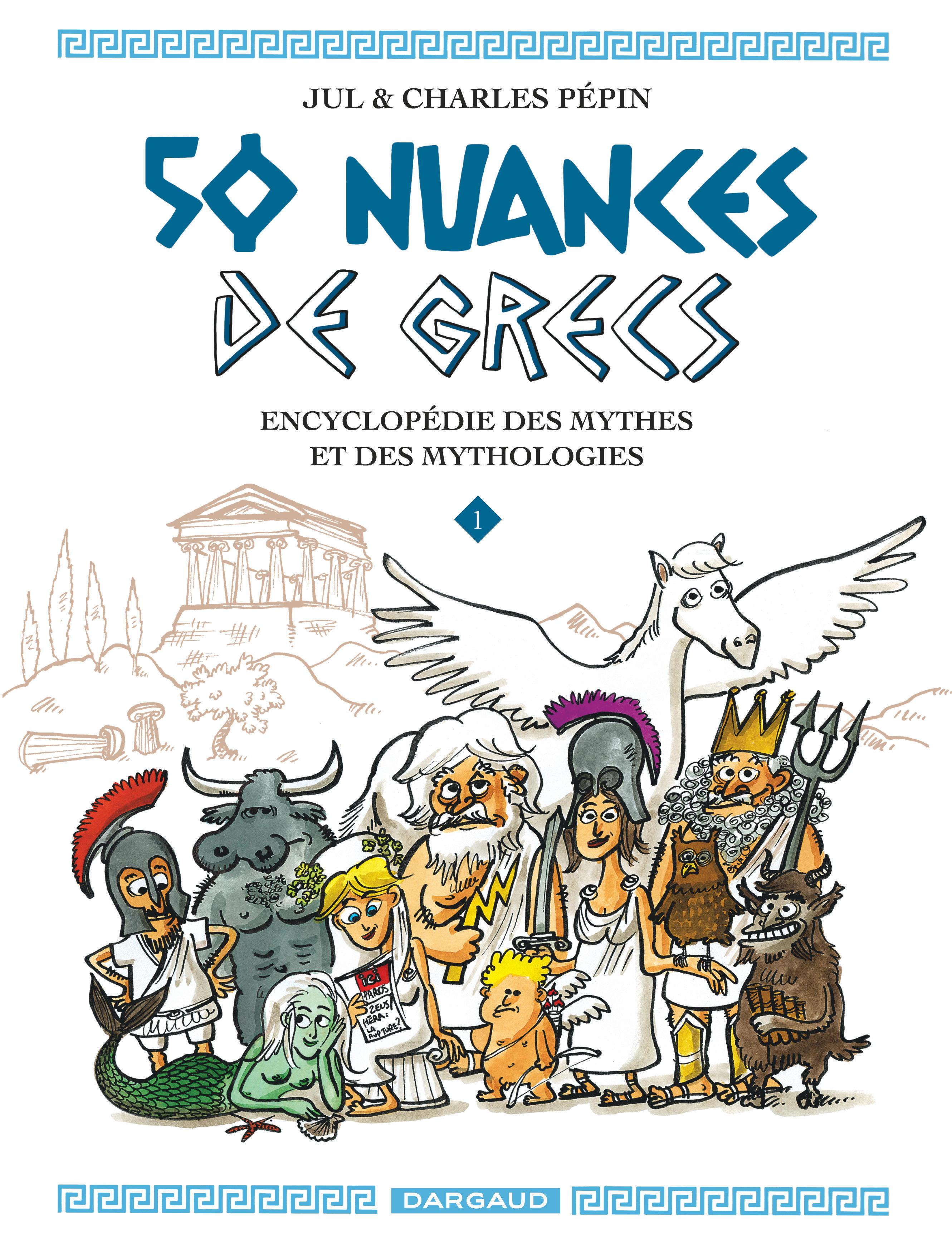50 NUANCES DE GRECS T1 50 NUANCES DE GRECS