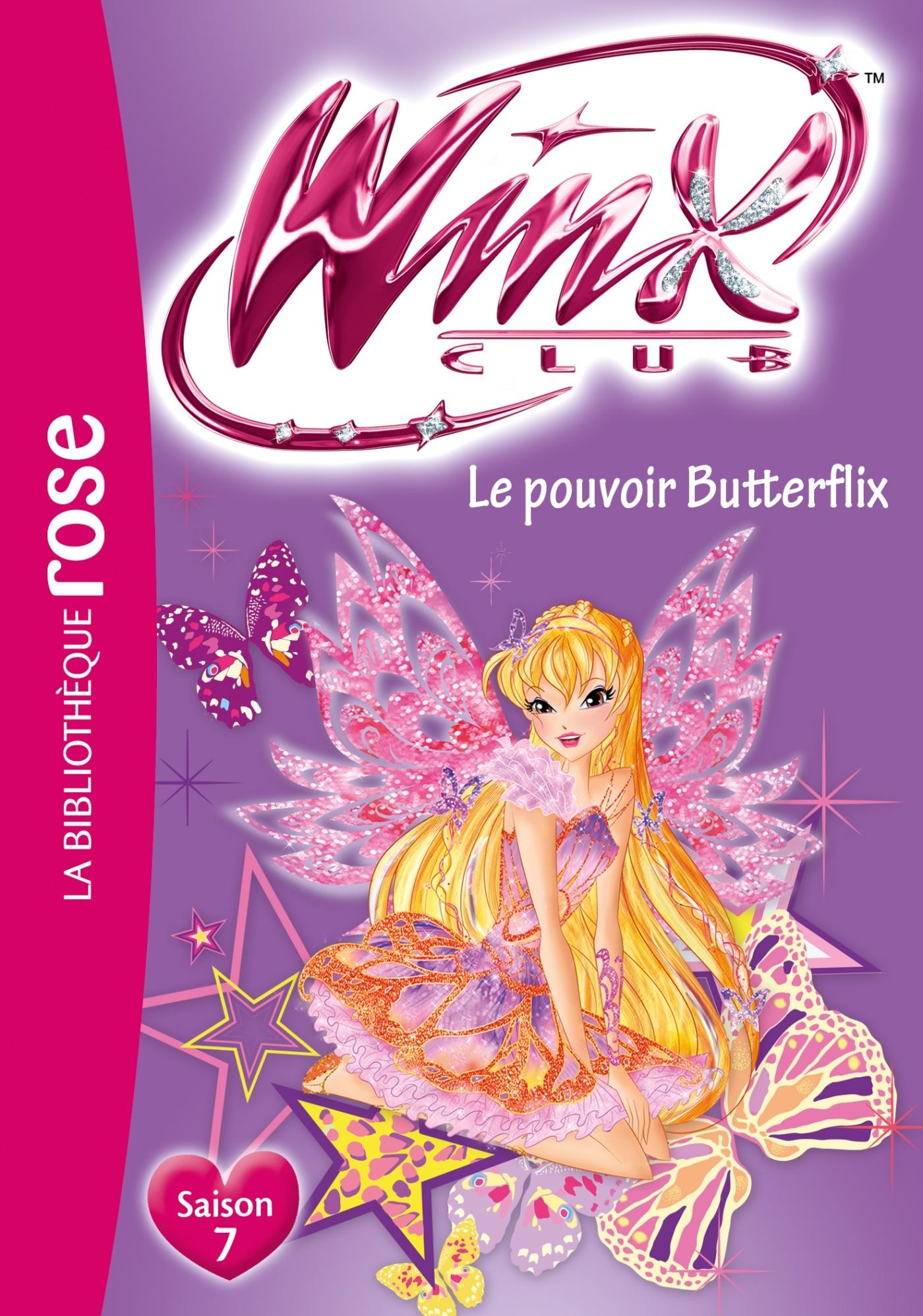 WINX 59 - LE POUVOIR BUTTERFLIX