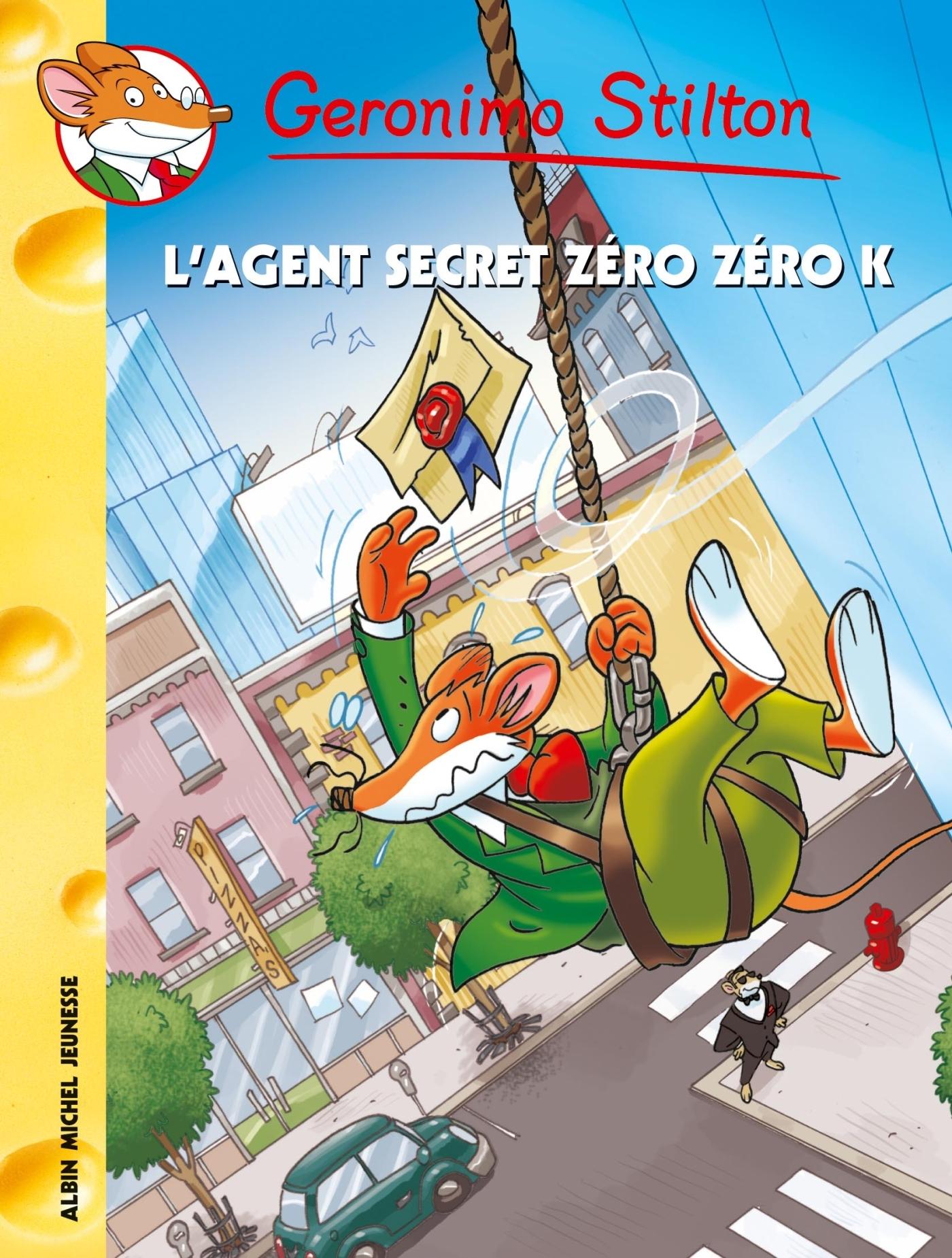 L'AGENT SECRET ZERO ZERO K N 53