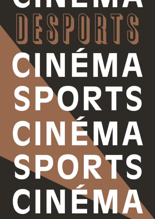 DESPORTS 8 - SPORT ET CINEMA