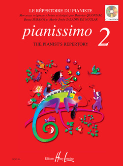 PIANISSIMO VOL.2 --- PIANO