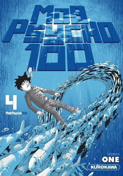 MOB PSYCHO 100 - TOME 4