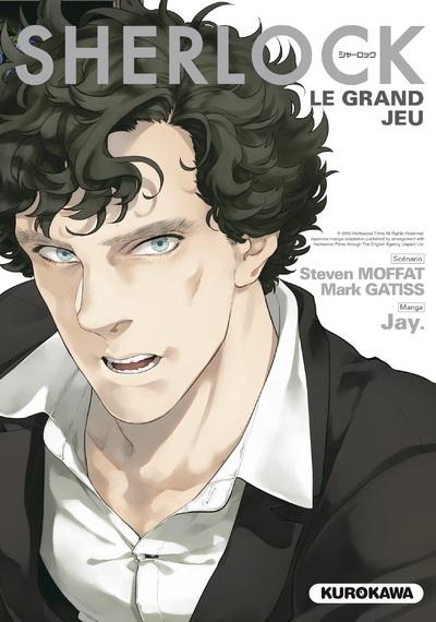 Sherlock - épisode 3 : Le grand jeu
