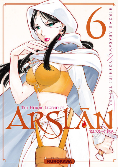 ARSLAN - TOME 6