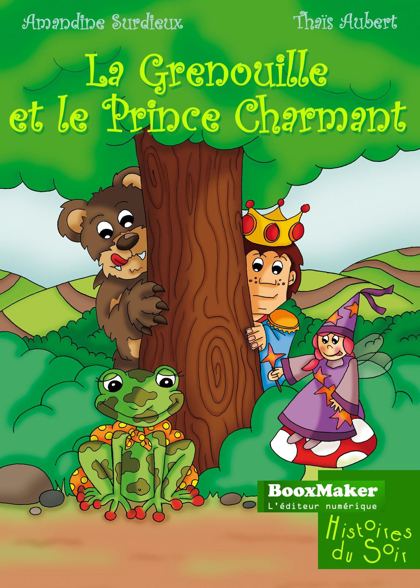 La Grenouille et le Prince Charmant