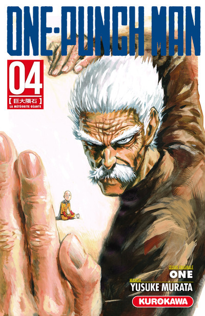 ONE-PUNCH MAN - TOME 4