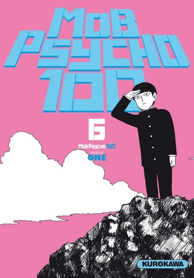 MOB PSYCHO 100 - TOME 6