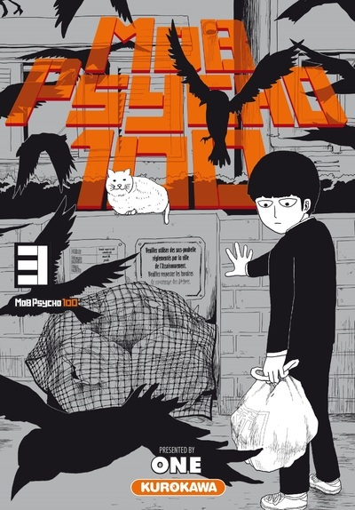 MOB PSYCHO 100 - TOME 3