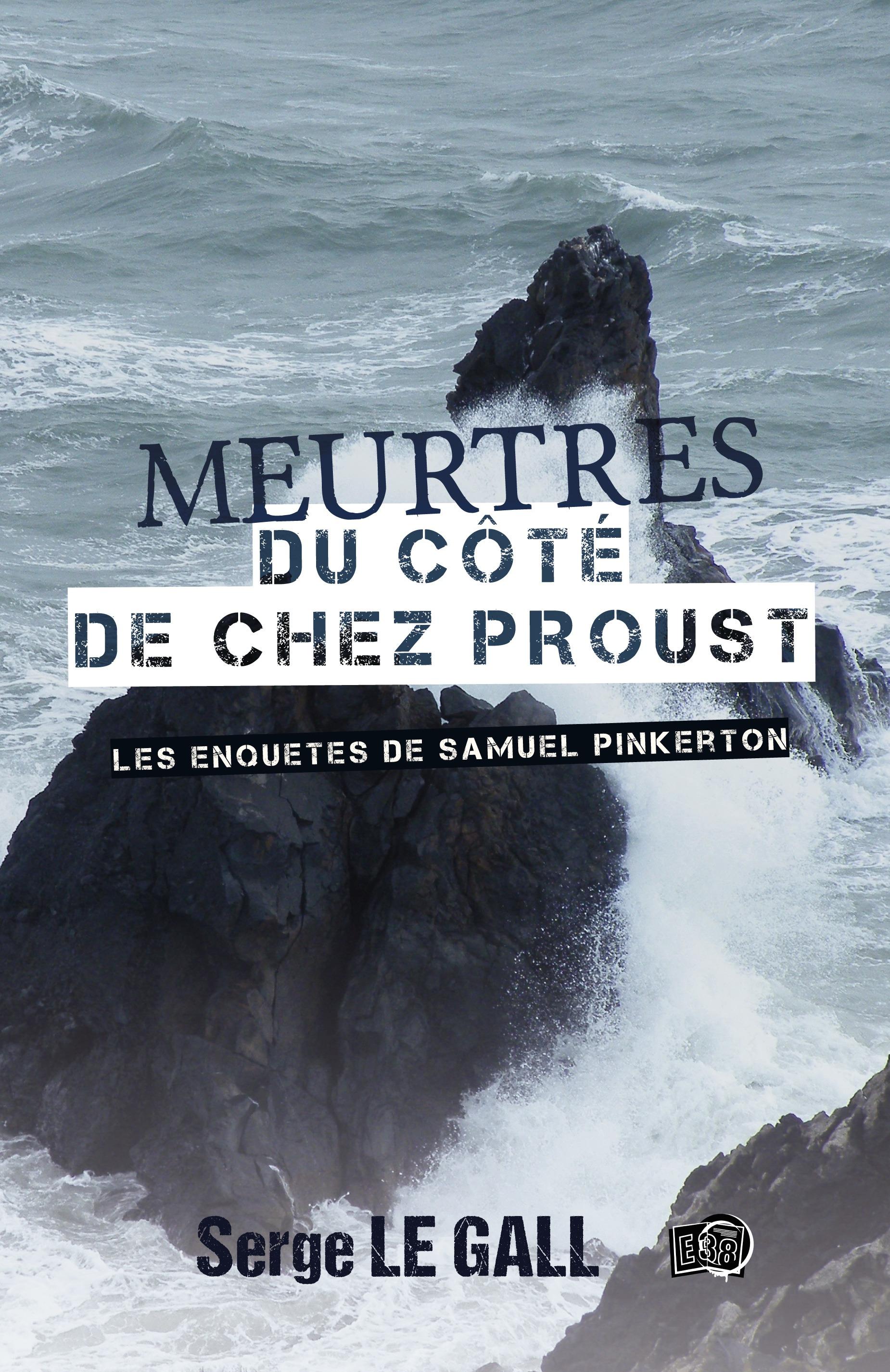 Meurtres du côté de chez Proust, LES ENQUÊTES DE SAMUEL PINKERTON