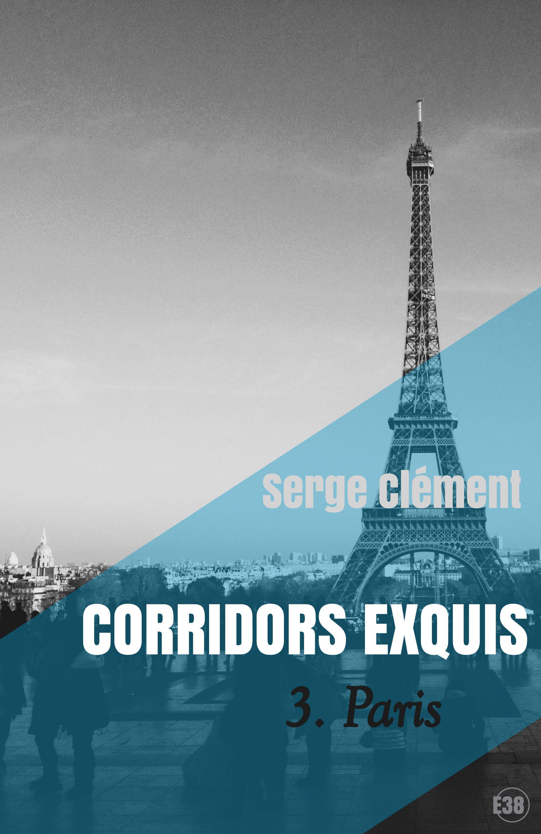 Corridors exquis 3, Paris