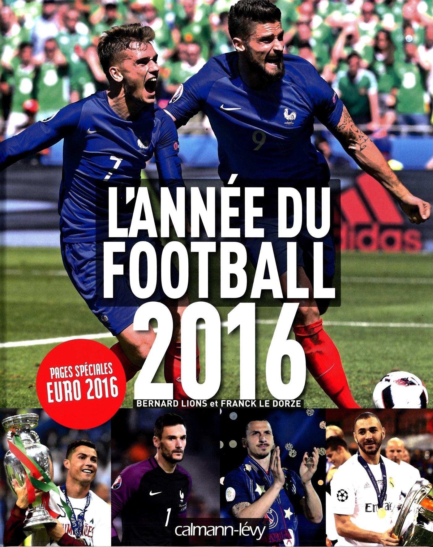 L'ANNEE DU FOOTBALL 2016 - N  44