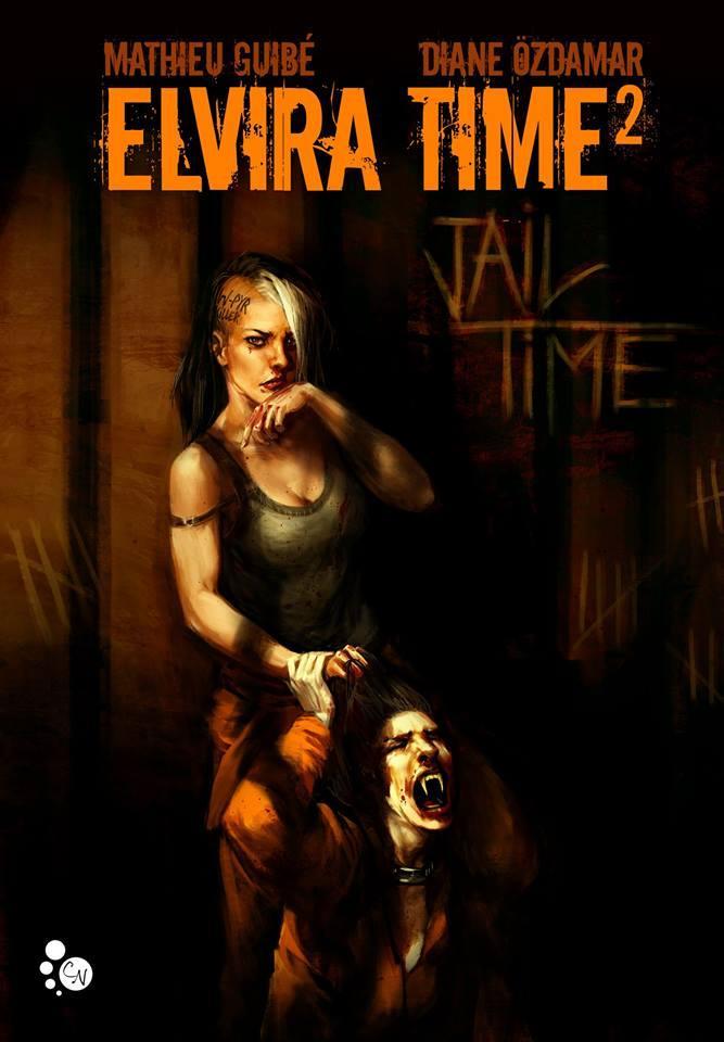 Elvira Time, 2 : Jail Time, L'INTÉGRALE DE LA SAISON 2