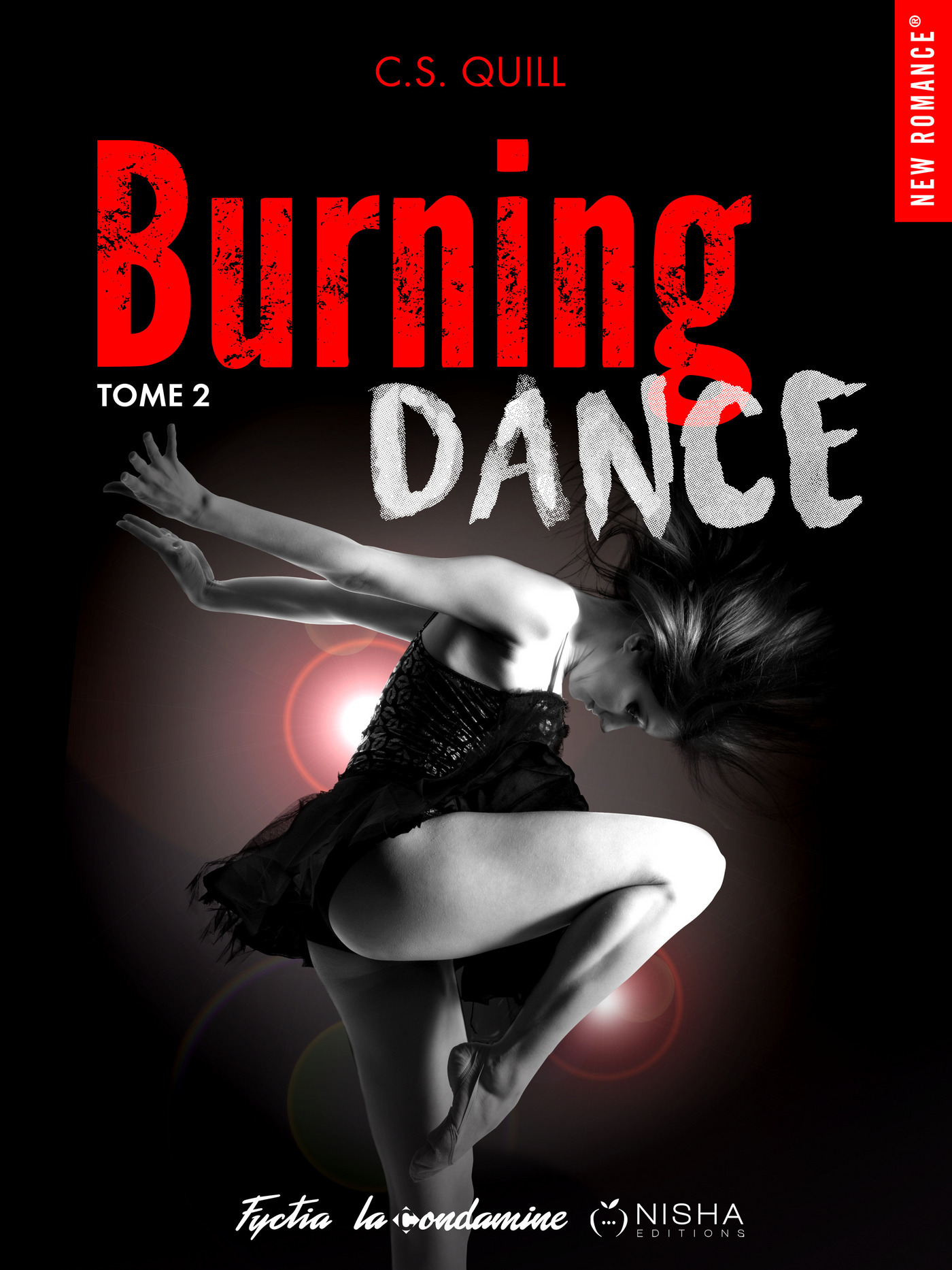 Burning Dance - tome 2