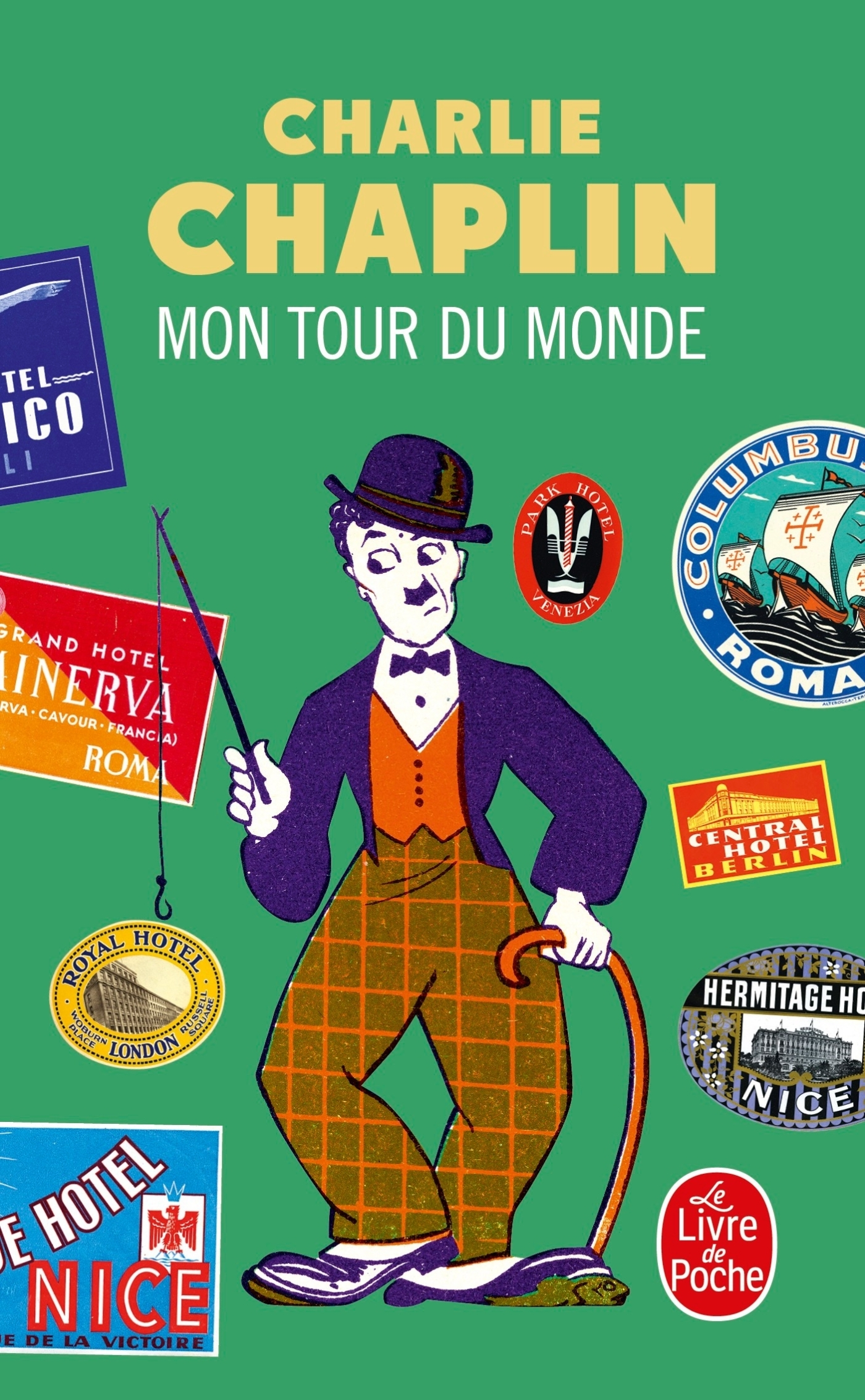 MON TOUR DU MONDE