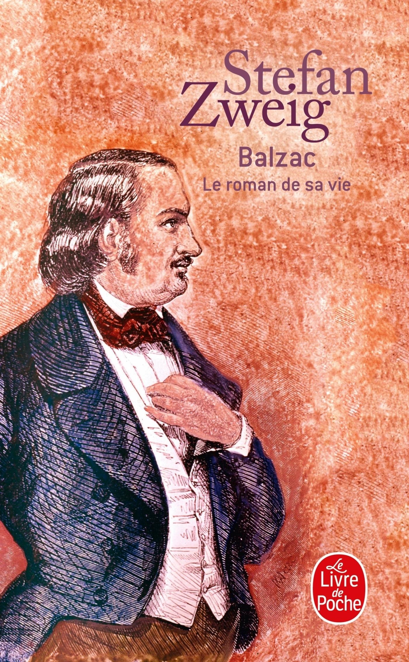 BALZAC LE ROMAN DE SA VIE