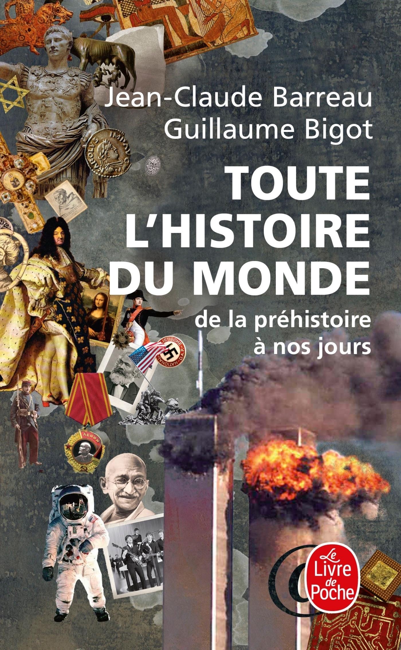 TOUTE L'HISTOIRE DU MONDE