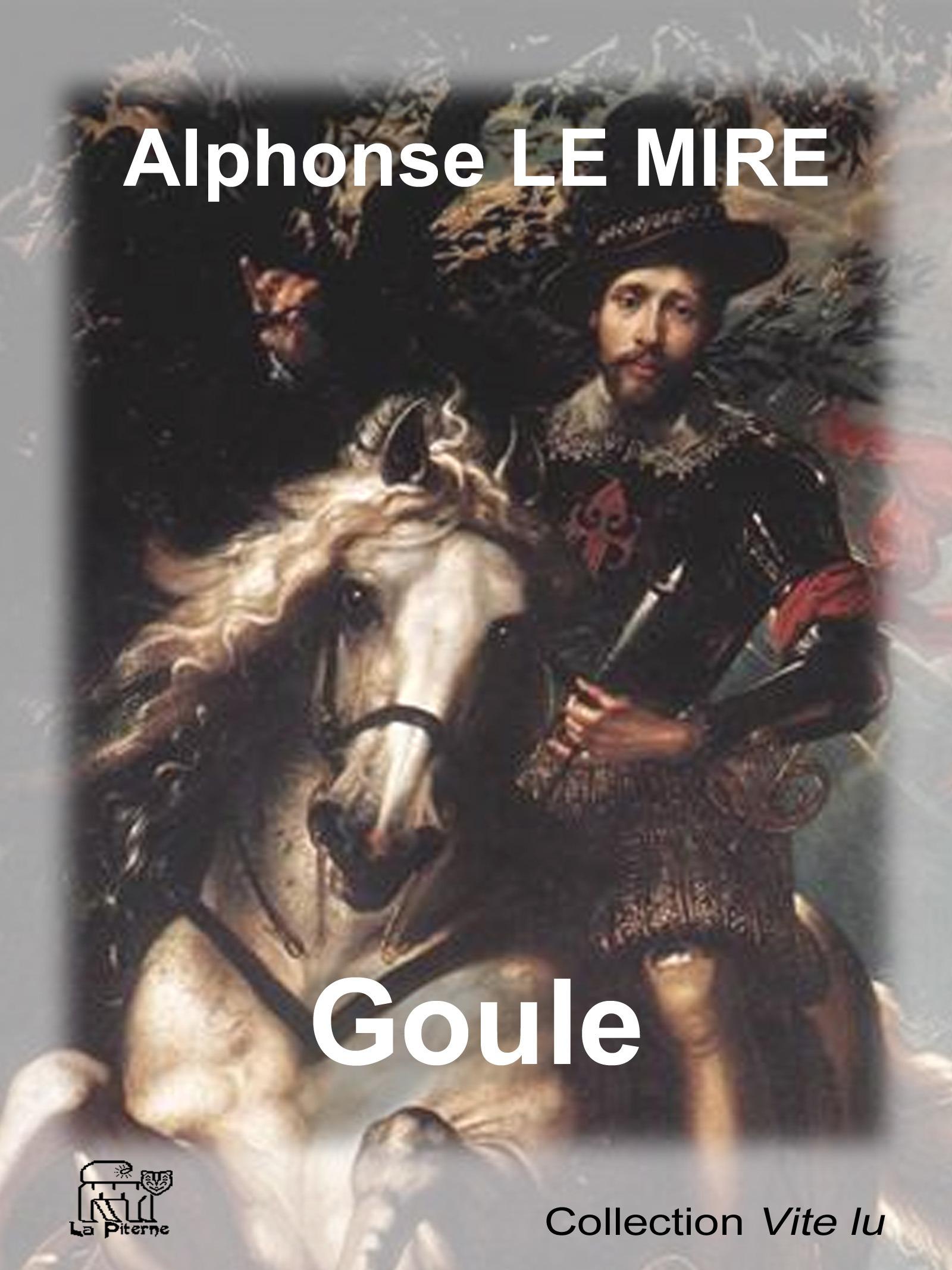 Goule, CONTE FANTASTIQUE