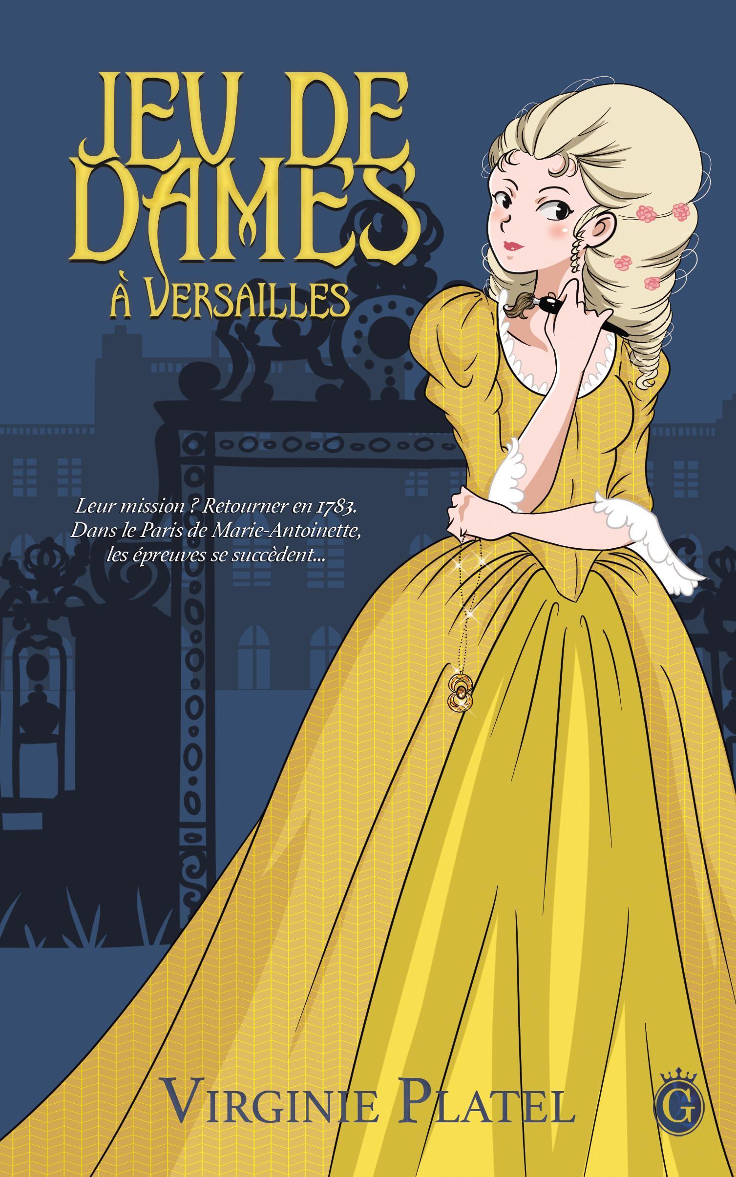 Jeu de Dames à Versailles
