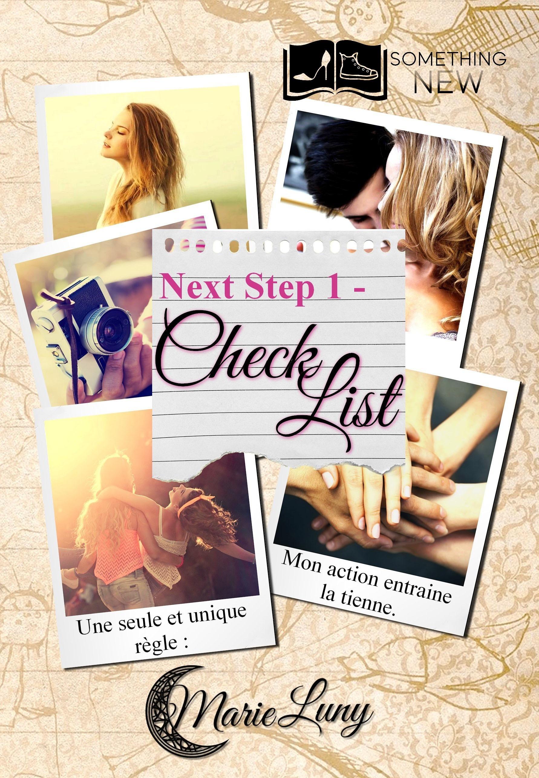 Next Step, tome 1 : Check List