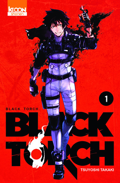 BLACK TORCH T01