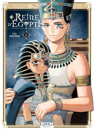 REINE D'EGYPTE T04