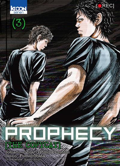 PROPHECY THE COPYCAT T03