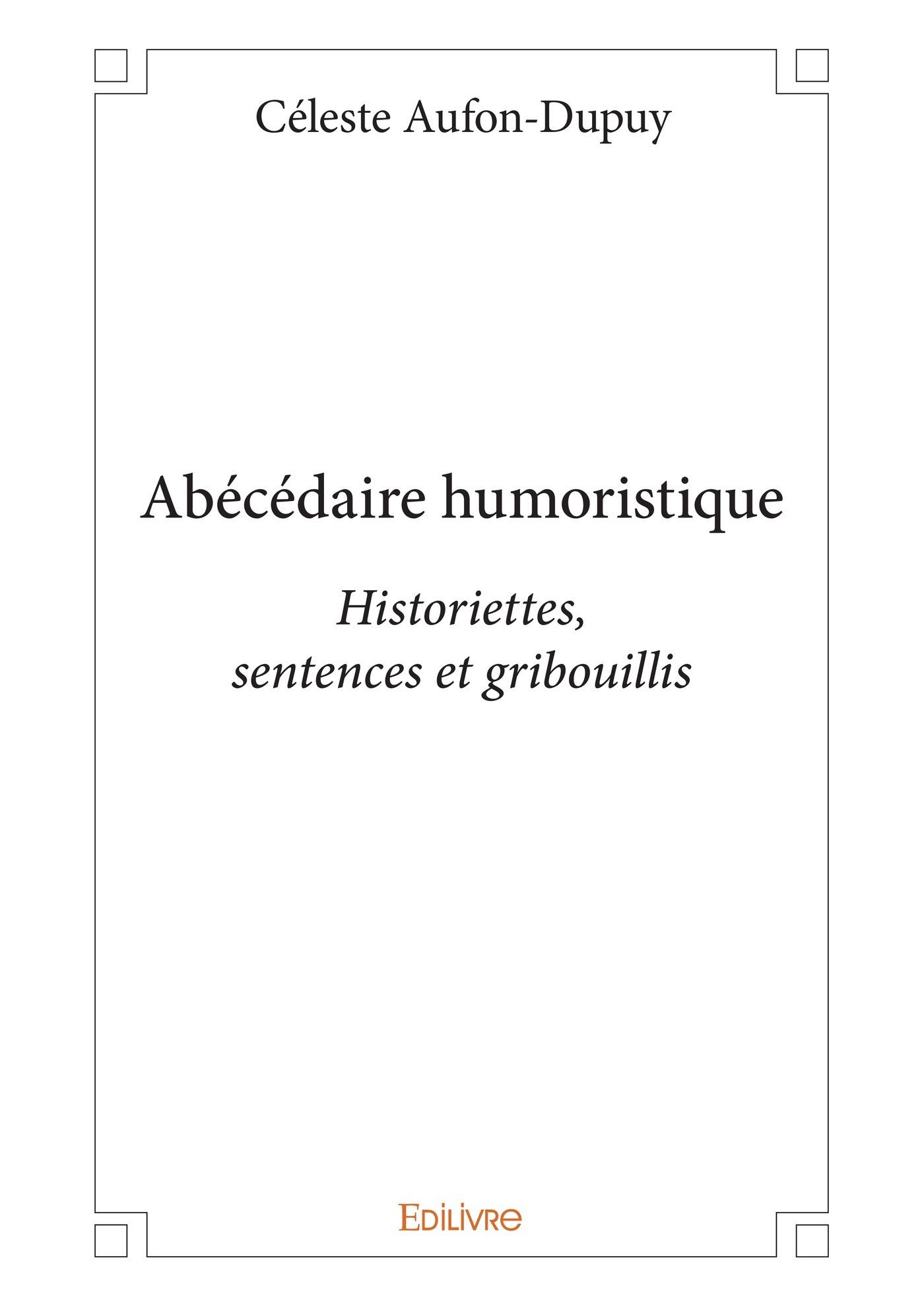 Abécédaire humoristique