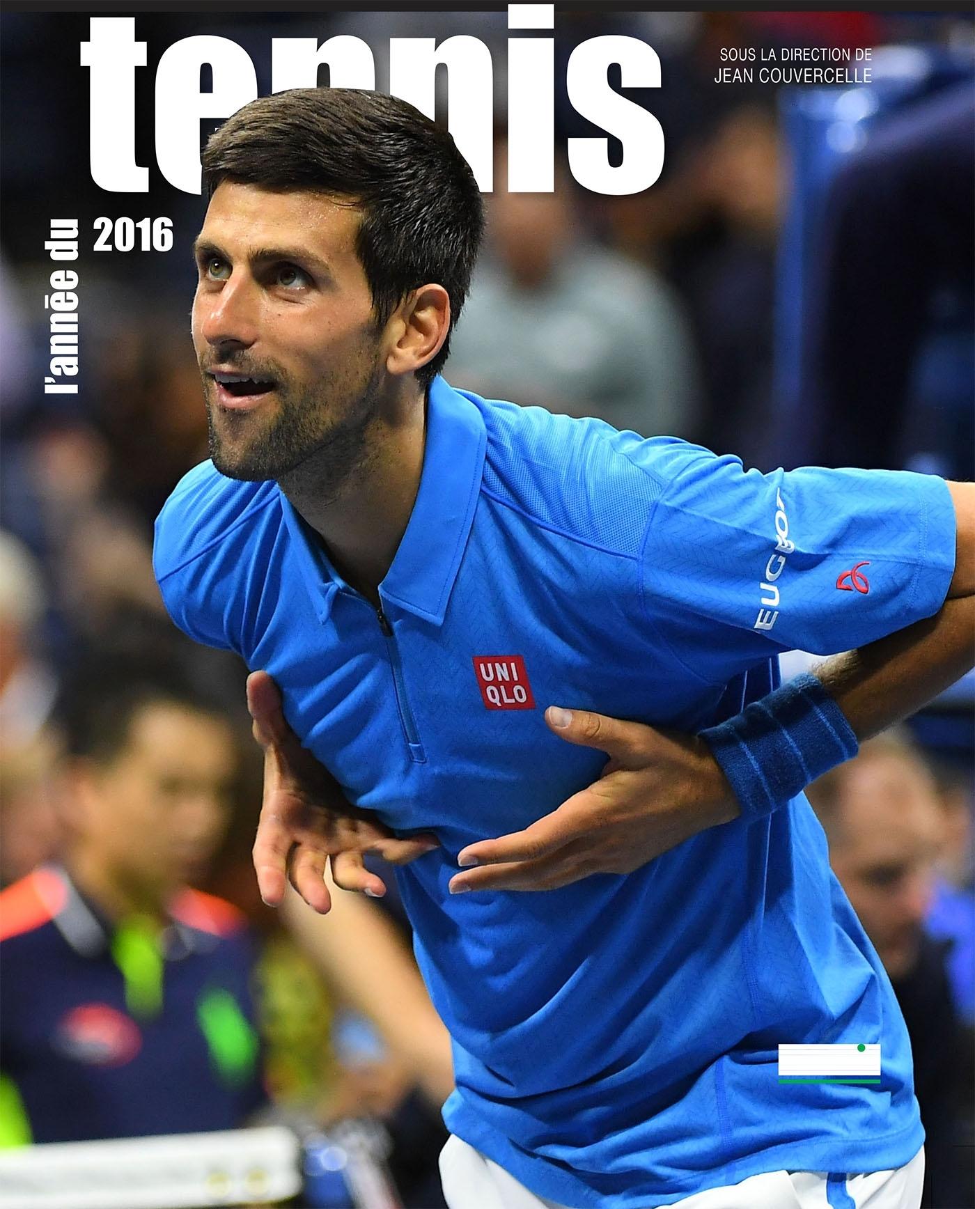 L'ANNEE DU TENNIS 2016 - N 38