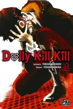 DOLLY KILL KILL T04