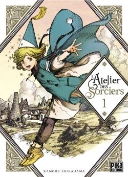 L'ATELIER DES SORCIERS T01