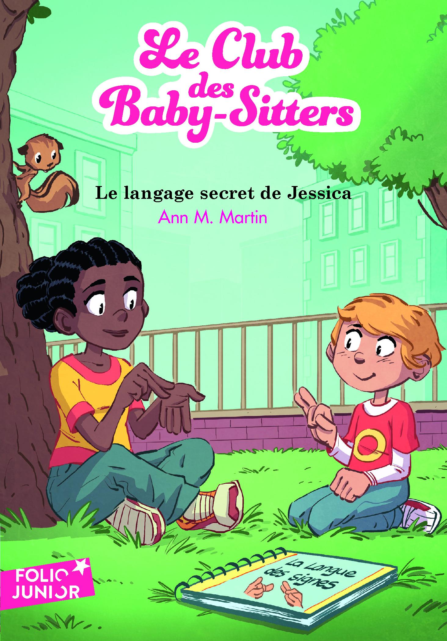 LE LANGAGE SECRET DE JESSI