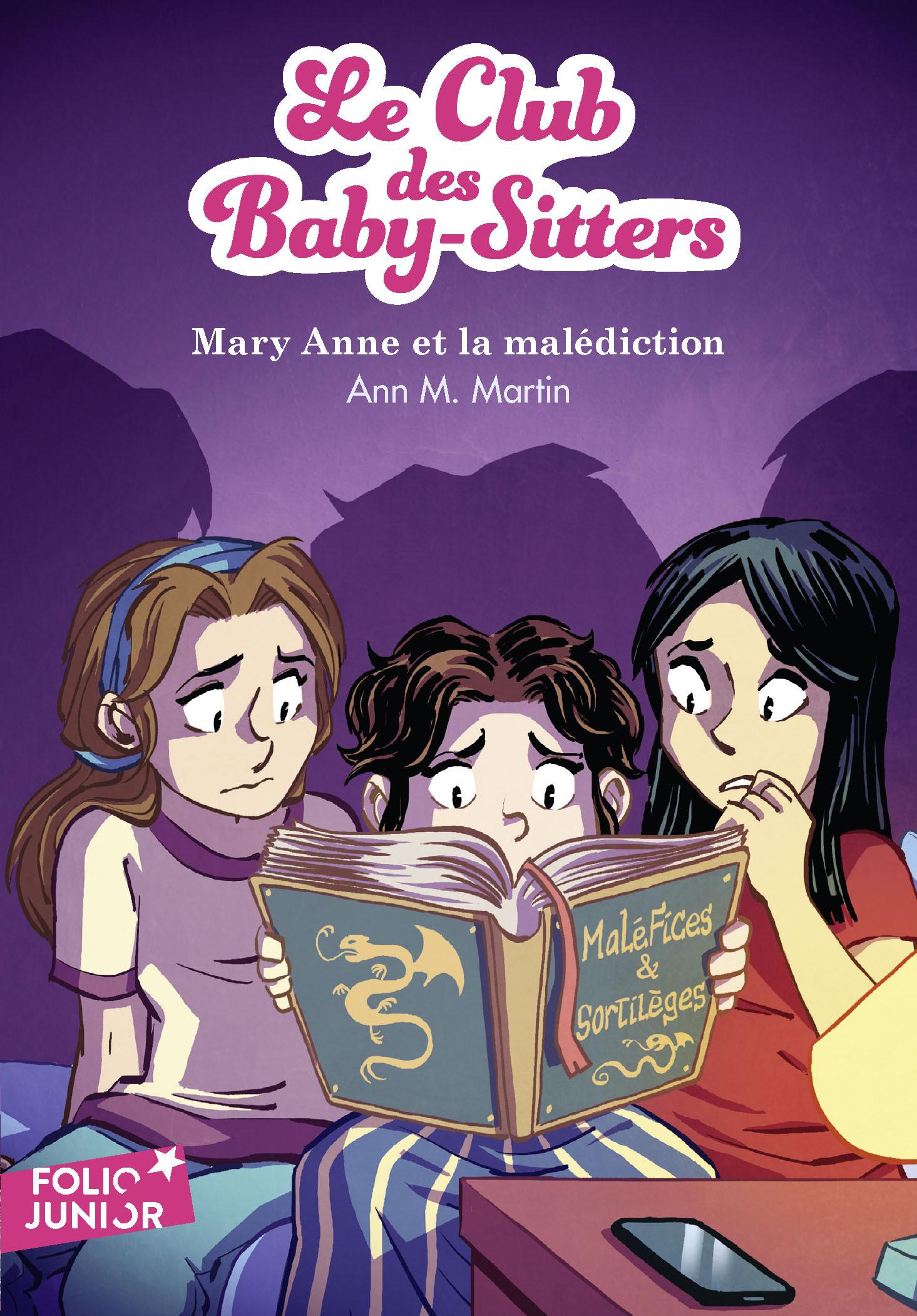 MARY ANNE ET LA MALEDICTION