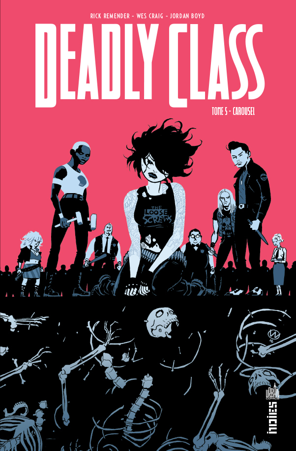 DEADLY CLASS TOME 5